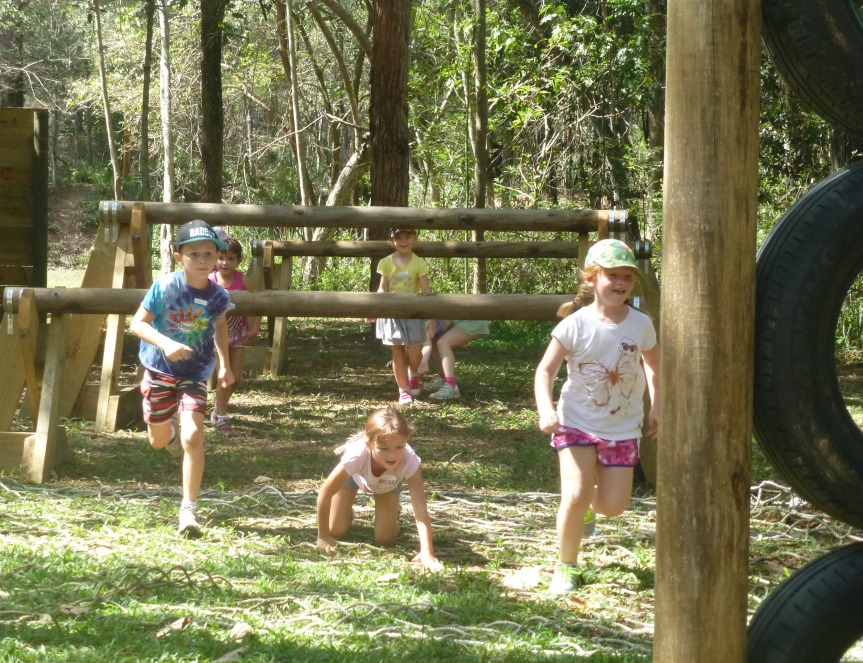 Obstacle Obsession School Holiday Fun